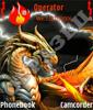 Фантастический дракон