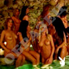 Лесбийские страсти женского гарема