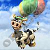Бухарики на воздушном шарике