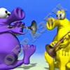 Игра на трубе