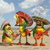 Шоу мексиканских тараканов