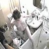 Скрытая камера в женской комнате