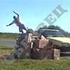 Диблоиды: Прыжки с автомобиля
