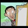 Mr. Bean художник
