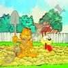 Garfield. Садовод