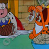 Garfield. Королевский приём