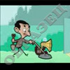 Mr. Bean, Металлоискатель