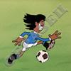 Футбольные звезды, 11-и метровый удар